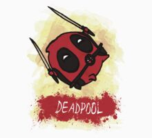 Potato Deadpool Kids Clothes
