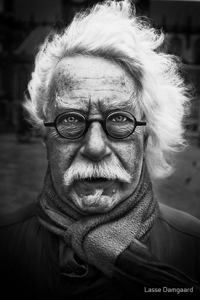 European Portraits No. 10 by Lasse Damgaard
