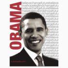 Obama is... by kaysha