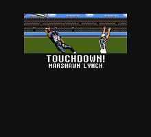 Tecmo Bowl Touchdown Marshawn Lynch Unisex T-Shirt