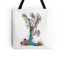 Tree of Life #13 - The Fairy Tree Tote Bag