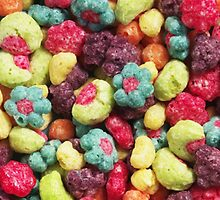 Fruit Shaped Cereal by gasm