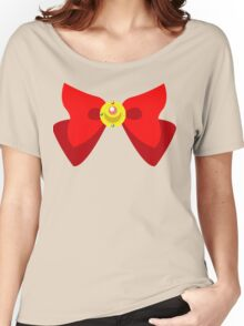 Sailor Moon Classic Ribbon Women's Relaxed Fit T-Shirt