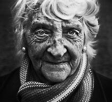 European Portraits No. 14 by Lasse Damgaard