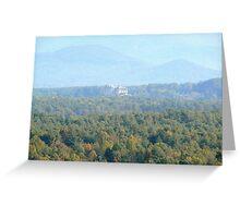 Biltmore by Vanderbilt Greeting Card