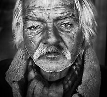 European Portraits No. 15 by Lasse Damgaard