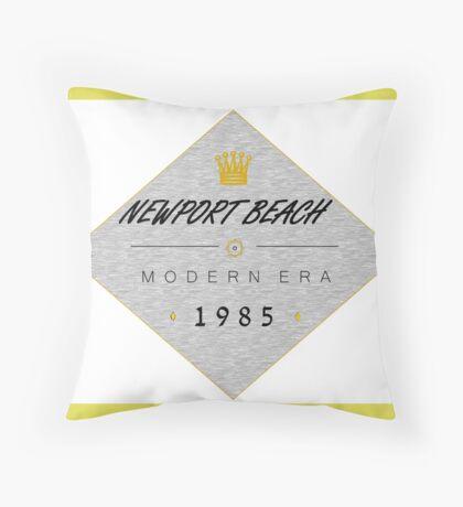 Newport ☀ Throw Pillow