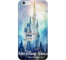 Disney World iPhone Case/Skin