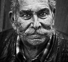 European Portraits No. 17 by Lasse Damgaard