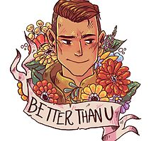 Better Than U by Cara McGee