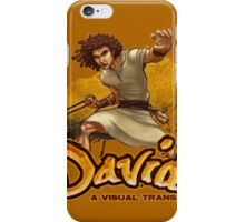 The David Story #1 iPhone Case/Skin