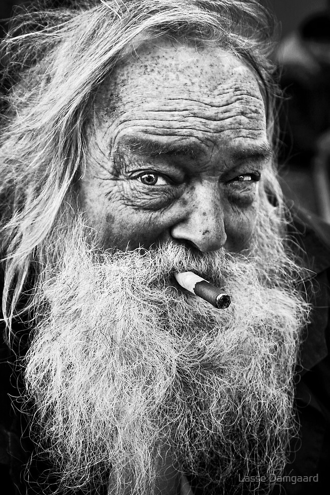 European Portraits No. 20 by Lasse Damgaard