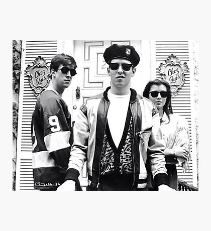 Ferris Bueller you're my hero  Photographic Print