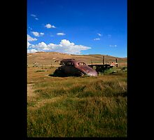 BODIE STATE HISTORIC PARK by Iby Villalobos