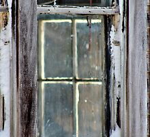 A Window on a Window by Kathleen Daley