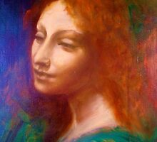 Leonardo's Angel by soniamattson