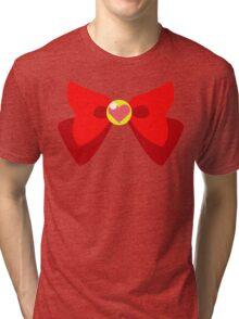 Sailor Chibi Moon Ribbon - Sailor Moon Anime Tri-blend T-Shirt