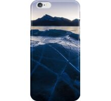 Ice Crater iPhone Case/Skin