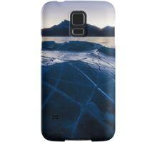 Ice Crater Samsung Galaxy Case/Skin