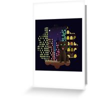 Music to the CIty Greeting Card