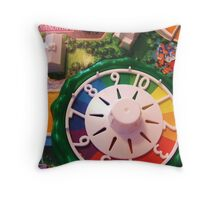 Millionaire Acres Throw Pillow