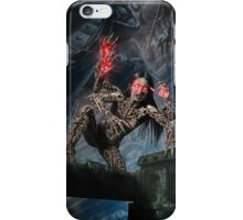 Cyberpunk Painting 044 iPhone Case/Skin