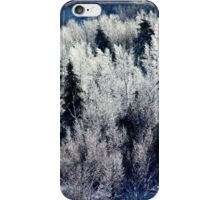 Shimmering in Ice iPhone Case/Skin