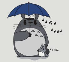 Vintage Totoro! by alexhefe