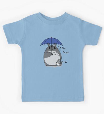 Vintage Totoro! Kids Tee