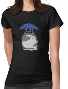 Vintage Totoro! Womens Fitted T-Shirt