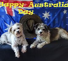 Happy Australia Day 2015 by Helen Akerstrom Photography
