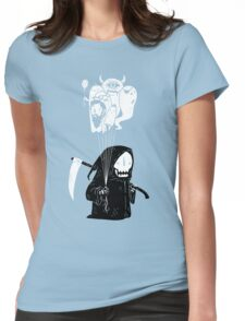 Soul Collector Womens Fitted T-Shirt