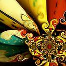 Gypsy Scarves by RLHall