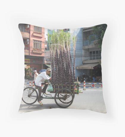 Saigon - Vietnam  Throw Pillow