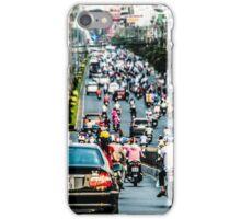 Vietnam Traffic Jam iPhone Case/Skin