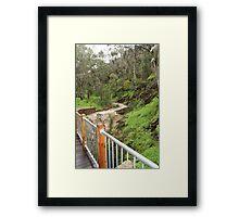"""""""Morialta Trek"""" Framed Print"""