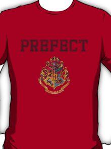 Wizard Hall Monitor (black) T-Shirt