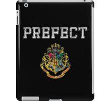 Wizard Hall Monitor (white) iPad Case/Skin