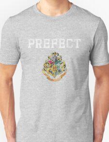 Wizard Hall Monitor (white) Unisex T-Shirt