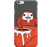 What larks on the moor iPhone Case/Skin