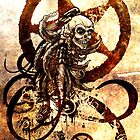 Destroy Skull-Octopus by Evan Lole