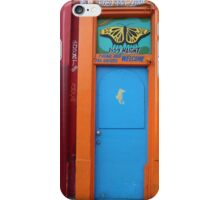 Storefront, Haight Street iPhone Case/Skin