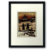 Bleak Framed Print
