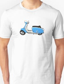ASD Scooter Designs - Jet200 with SX side panels T-Shirt