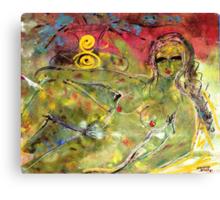 """Nude"" Canvas Print"