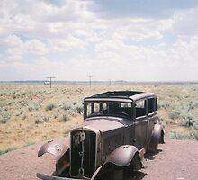 Desert Car by ShaneMckenzie