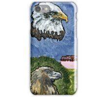 The Eagles iPhone Case/Skin