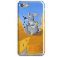 Cheese Rat iPhone Case/Skin