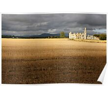 Ducketts Grove castle view  Poster
