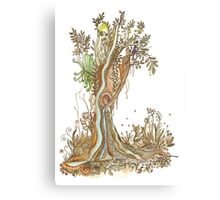 Tree of Life #15 - Brooloo Dreaming Canvas Print